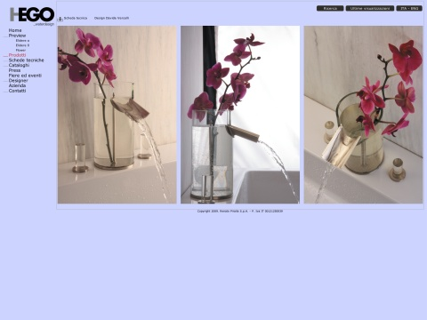 Hego WaterDesign Flower