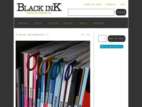 P-Hook Bookmarks